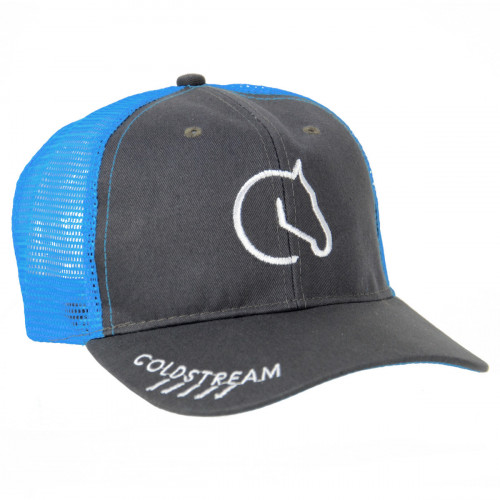 Coldstream Baseball Cap - Grey/Blue - One Size